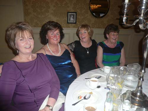 Four lovely ladies from Drumlane
