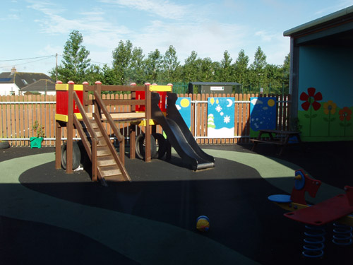 Childcare playground