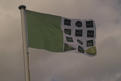 Drumlane Gathering flag