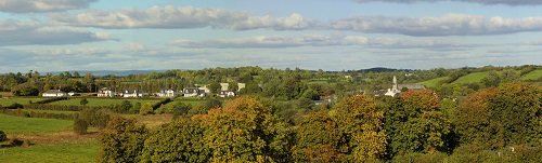 Milltown Autumnal view